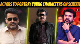Ten Old South Indian Actors To Portray Young Characters On Screen