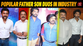 Top 10 Popular Father-Son Duos In Kollywood