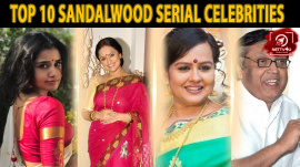 Top 10 Sandalwood Serial Celebrities