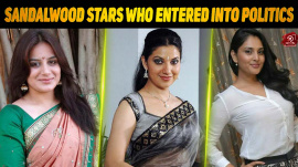 Top 10 Sandalwood Stars Who Entered Into Politics