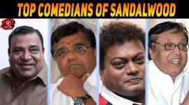 Top Comedians Of Sandalwood