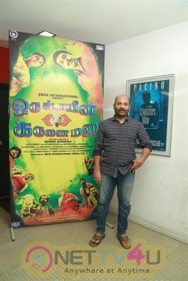 Oru Kidayin Karunai Manu Celebrity Show Stills Tamil Gallery