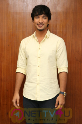 Stills Of Karthik And Gautam Karthik Spoke At The Press Conference Tamil Gallery