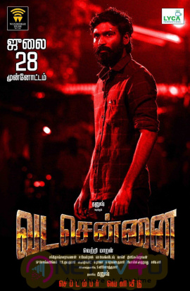 Vadachennai Movie Stunning Still