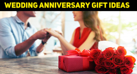Wedding Anniversary Gift Ideas To Delight Your Beloved