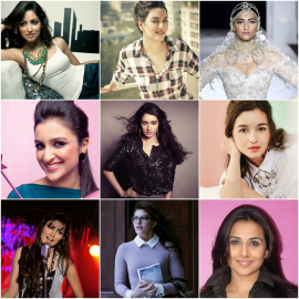 Top 10 Bollywood Actresses Who Never Had A Surgery