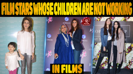 Film Stars Whose Children Are Not Working In Films