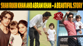 Shah Rukh Khan And Abram Khan – A Beautiful Story