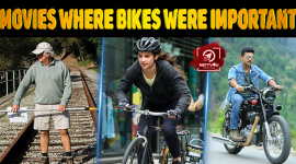 Ten Movies Where Bikes Were Important
