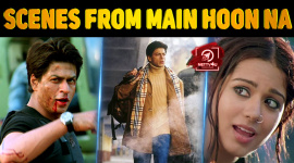 Top 10 Scenes From Main Hoon Na