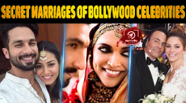 Top 10 Secret Marriages Of Bollywood Celebrities
