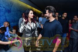 Fanney Khan Celebrity Show In Yashraj Studios Images