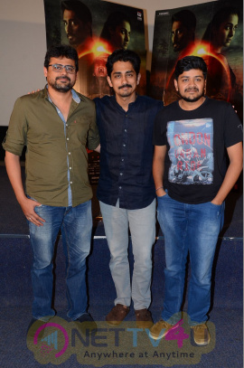 Gruham Movie Press Meet Images