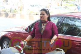 Harsh Limbachiyaa & Bharti Singh Visit Neeta Lulla Store For Wedding Preparations Stills Hindi Gallery