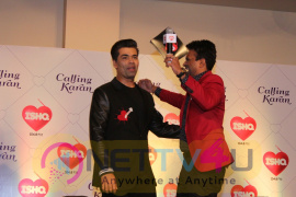 Ishq Fm Launch Radio Show Calling Karan With Karan Johar Images Hindi Gallery