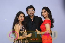 Prema Entha Madhuram Priyuralu Antha Katinam Movie Press Meet Stills