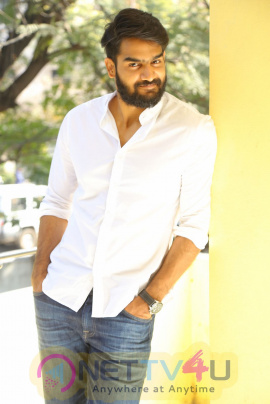 Prematho Mee Karthik Movie Hero Karthik Interview Stills Telugu Gallery