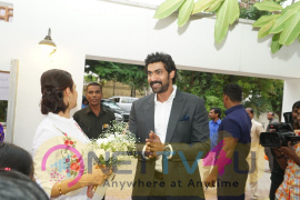 Rana Participated In Childrens Day Special Program Images Telugu Gallery