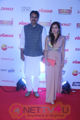 Star Studded Red Carpet Of 2nd Edition Of Lokmat Maharastra's Most Stylish Awards Pics
