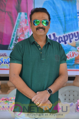 Naveen Vijay Krishna Birthday Celebrations Recent Photos