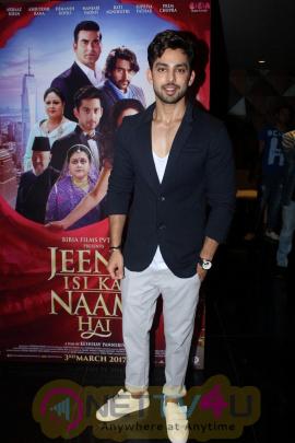 Arbaaz Khan & Manjari Phadnis At Song Launch Of Film Jeena Iisi Ka Naam Hai Stills