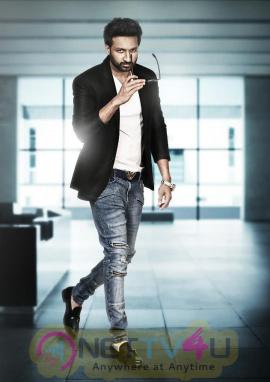 Actor Gopi Chand  New Movie Stunning Posters  Telugu Gallery