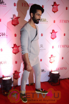 Femina & Nykaa Host 3rd Edition Of Nykaa Femina Beauty Awards 2017 Cute Photos Hindi Gallery