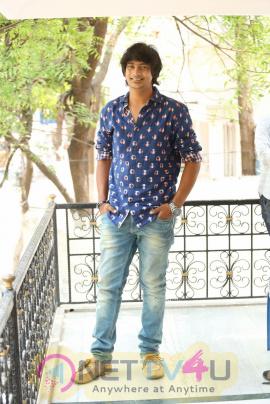 Kanaya New Movie hero Grand Pics  Telugu Gallery