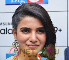 Samantha Lanching Galaxy S9 Telugu Gallery