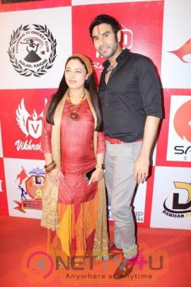 Sandip Soparkarr & Ajit Tendulkar At Suprimo Chashak Hindi Gallery