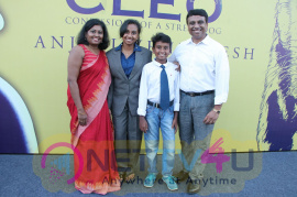 Cleo Book Launch Event Images