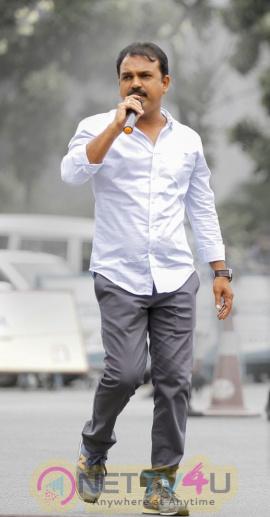 Bharat Ane Nenu Movie Making Images  Telugu Gallery