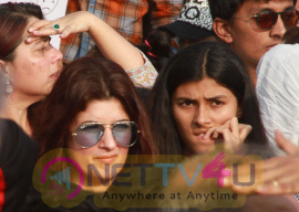 Bollywood  Celebs Attend The Protest March For The Justice In Afisa Rape Case At Bandra In Mumbai Photos Hindi Gallery