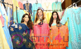 Mrs India Queen Jhanvi Bajaj Inaugurates Trendz - Mom And Kids Expo