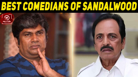 Best Comedians Of Sandalwood