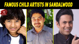 Famous Child Artists In Sandalwood