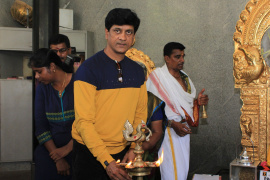 Nayae Peyae Movie Pooja Photos Tamil Gallery