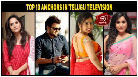 Top 10 Anchors In Telugu Television