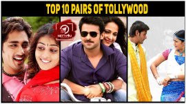 Top 10 Pairs Of Tollywood