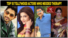 Top 10 Tollywood Actors Who Needed Therapy