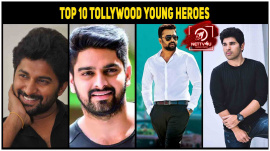 Top 10 Tollywood Young Heroes