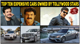 Top Ten Expensive Cars Owned By Tollywood Stars