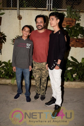 Screening Of Incredibles 2 At Sunny Sound In Juhu Images