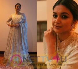 Actress Keerthy Suresh Exclusive Photo Shoot Stills