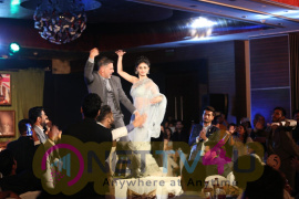 Akshay Kumar, Mouni Roy At The Event Of Film Gold In Novotel Mumbai Stunning Images