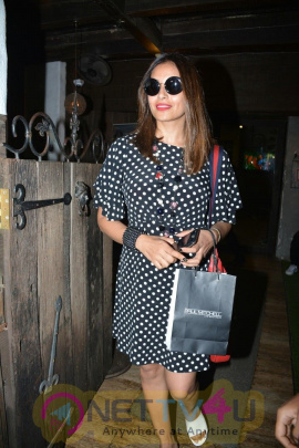 Actress Bipasha Basu Spotted At Bandra Beautiful Images