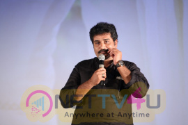 Lover Movie Trailer Launch Photos Telugu Gallery