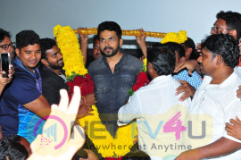 Chinna Babu Movie Success Meet Tour in Trendset Mall Vijayawada