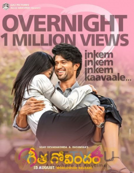 Geetha Govindam Movie New Posters
