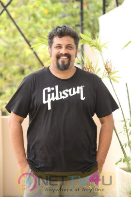 Music Director Raghu Dixit Interview Stills